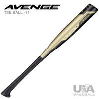2019 Avenge Tee Ball Axe Bat (-11) (L166G)