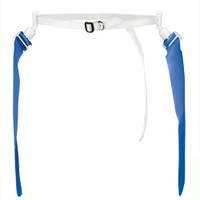 "Champro Quick-Down ""Pop"" Flag Belt Set of 12 (A1086) blue"