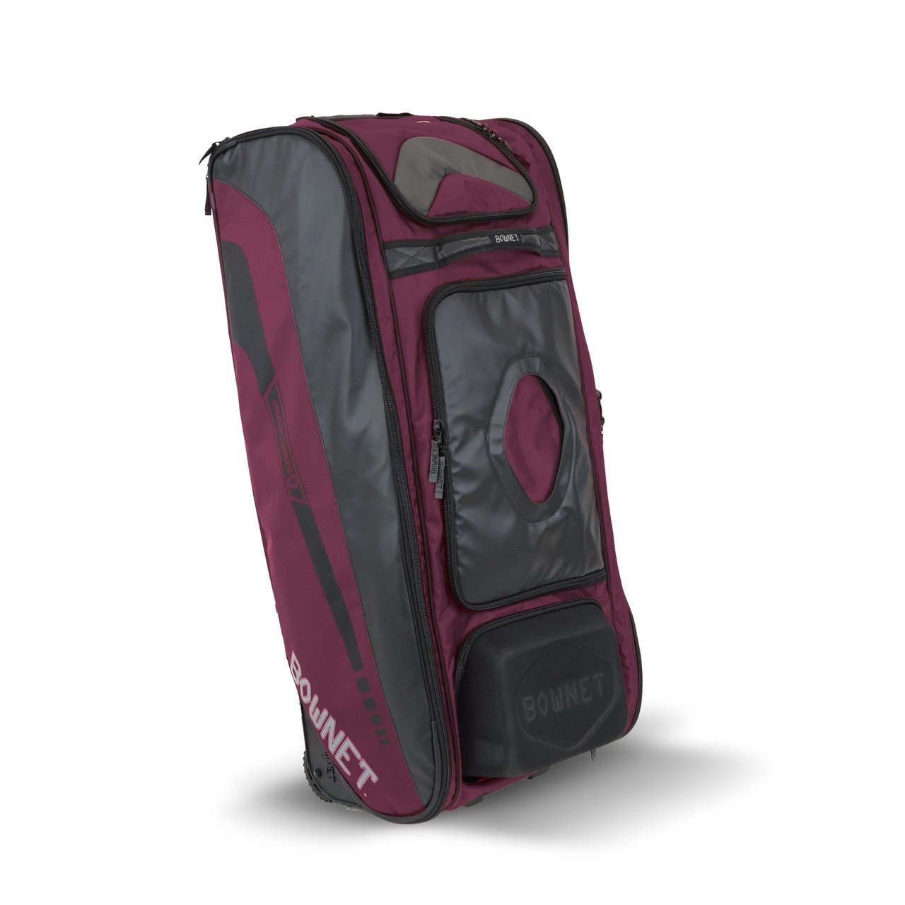 The Commander Catcher's Bag Maroon
