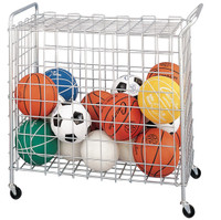 Champion Sports Deluxe Portable Ball Locker