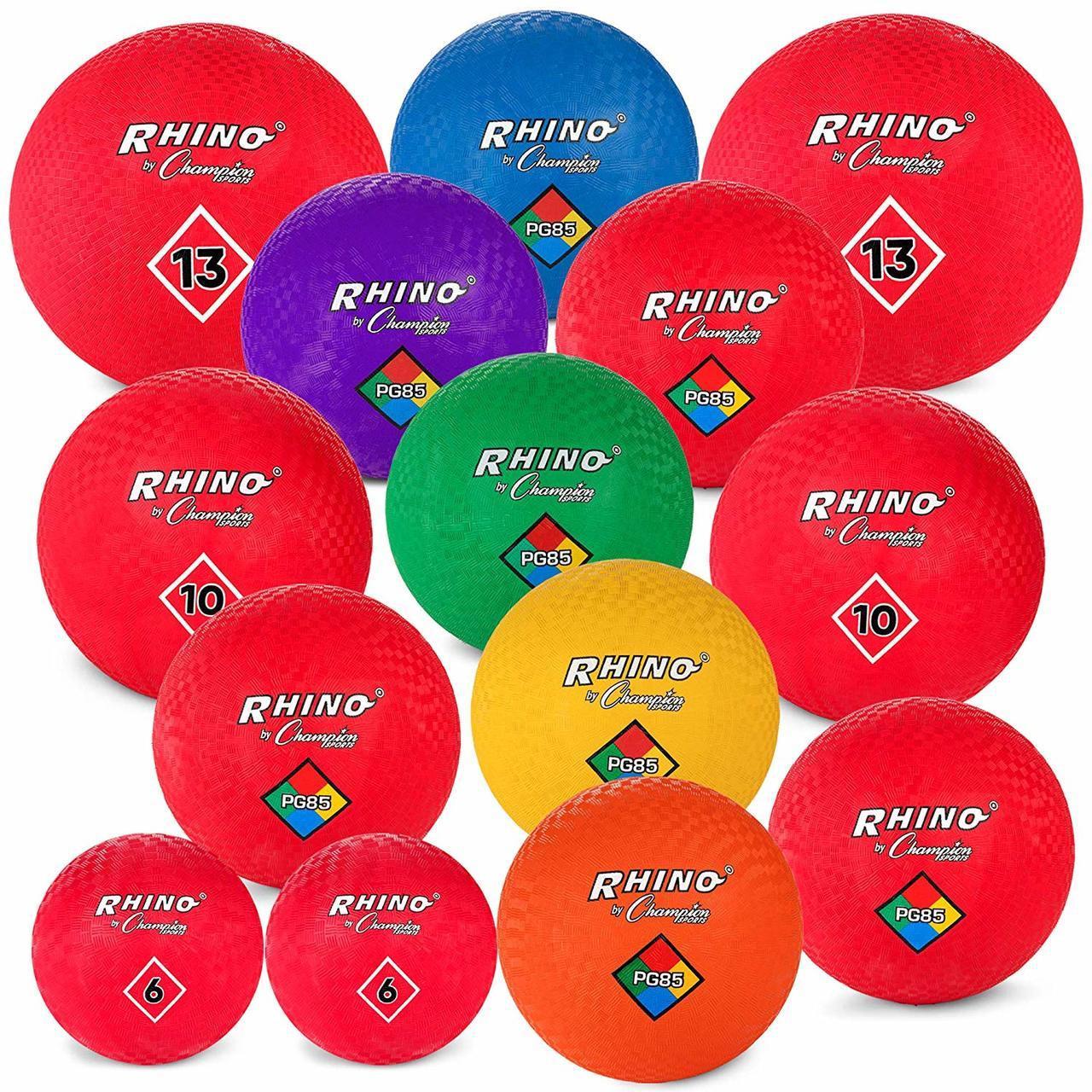 Champion Sports Mixed Playground Ball Set