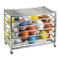 Champion Sports Lockable Ball Storage Locker