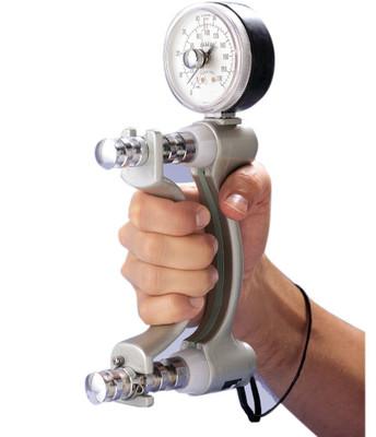 Jamar® Hand Dynamometer - Hydraulic - 200 lb Capacity
