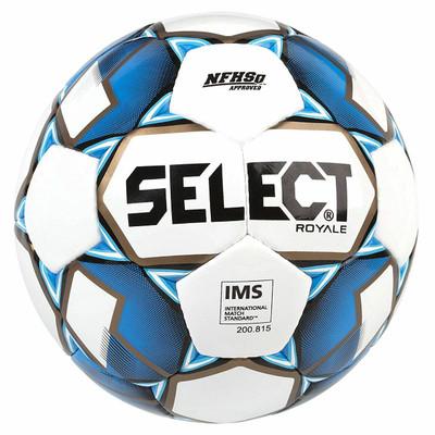 Select Royale Soccer Ball Blue