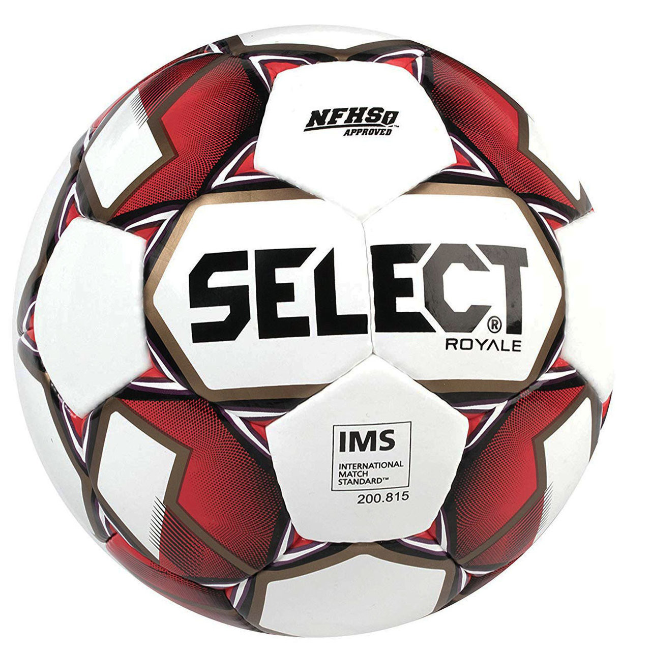 Select Royale Soccer Ball Red