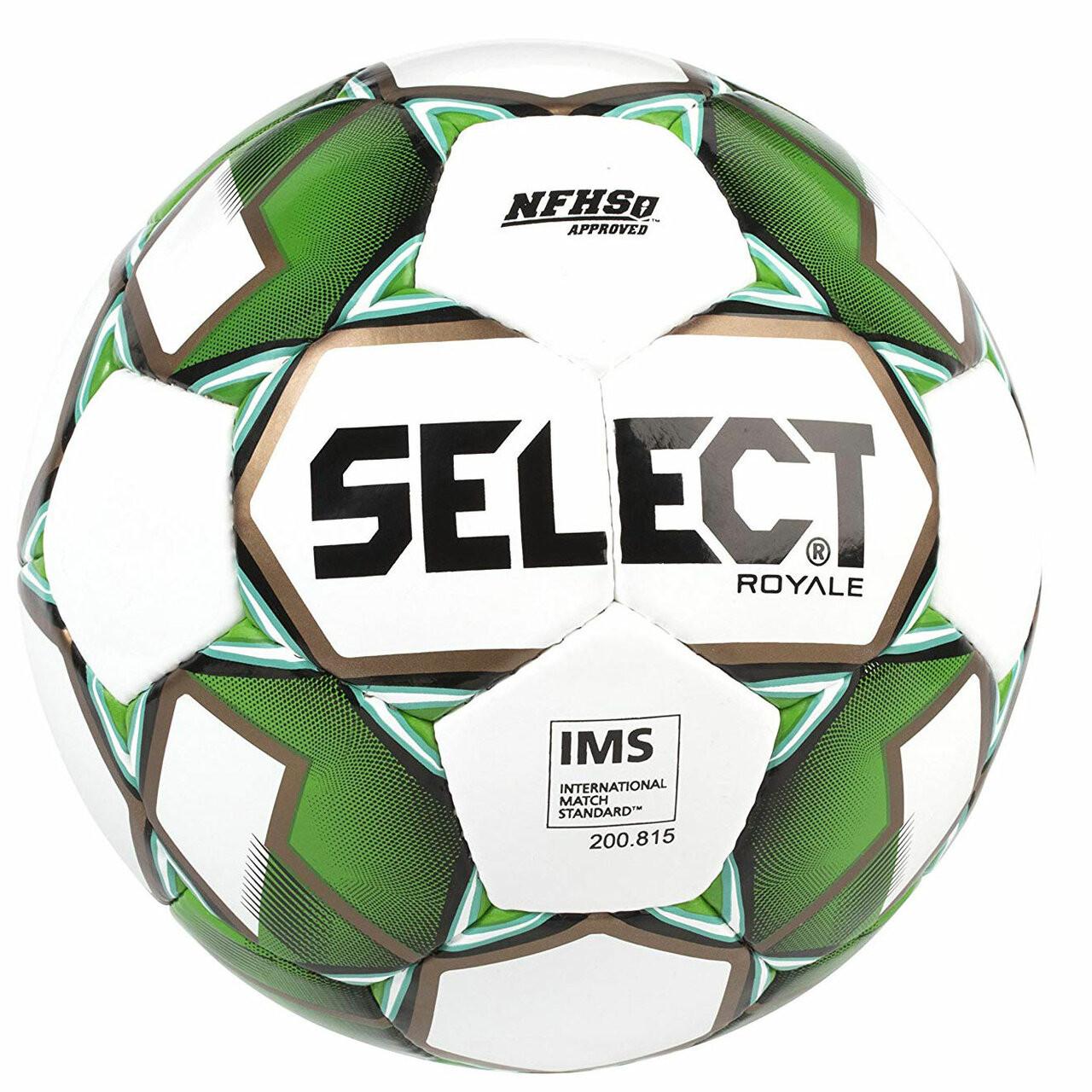 Select Royale Soccer Ball Green