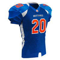 Champro Huddle Stretch Polyester Dazzle Football Jersey
