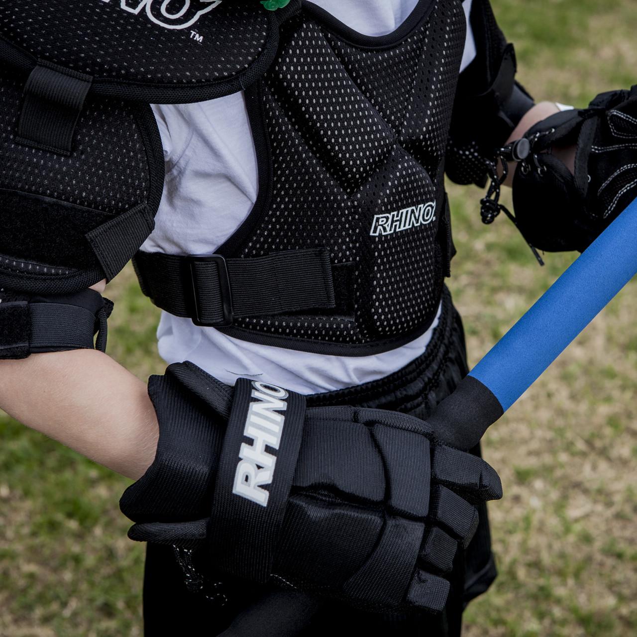 Rhino Lacrosse Youth Combo Set - Athletic Stuff