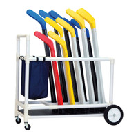 Champion Sports All Terrain Floor Hockey Cart (HOCKH.)