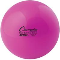 Champion Sports NFHS Approved Field Hockey Balls - Pink (FHB1PK)