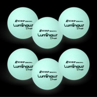 Rhino Skin Glow In The Dark Dodgeball Set (RXLUXSET)