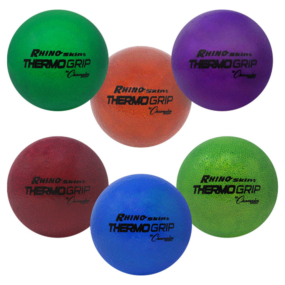 Rhino Skin Thermo Grip Dodgeball Set (RXTHRMSET)