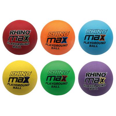 """Rhino Max 8.5"""" Playground Ball Set (RMXPGSET)"""