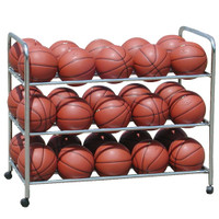 30 Ball Basketball Rack