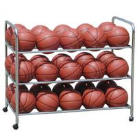 30 Ball Basketball Rack
