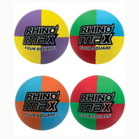 Rhino Max 4-Square Playground Balls Set