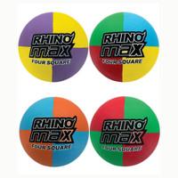 Rhino Max 4-Square Playground Balls Set