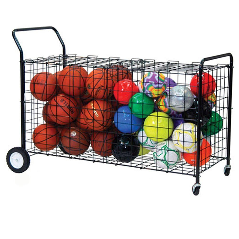 Double-Sided Ball Locker