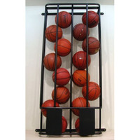 Double Wide Wall Mounted Ball Locker