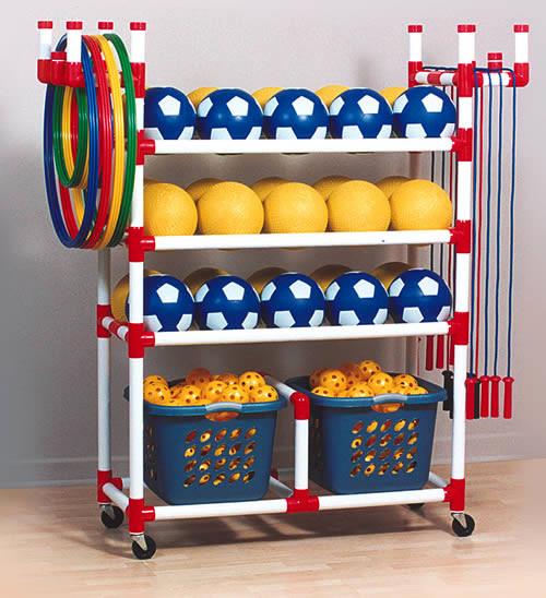 Duracart Playground Cart