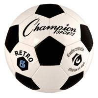 Champion Sports Retro Soccer Ball