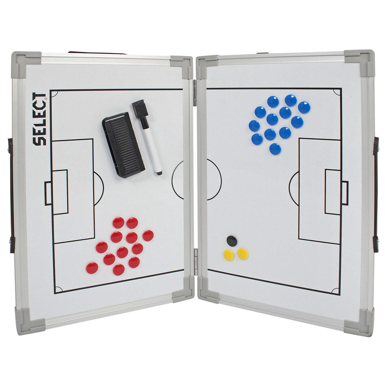 Select Foldable Soccer Tactics Coaches Board