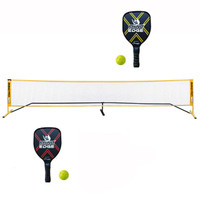 Champion Sports Two Person Pickleball Set
