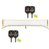 Champion Sports  4 Person Family Pickleball Set