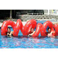 Sprint Aquatics Giant Aqua Worm Pool Toy