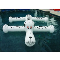 Sprint RothHammer Inflatable Dog Pool Float