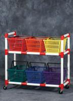 Duracart Easy Access Basket Cart (CARCT)