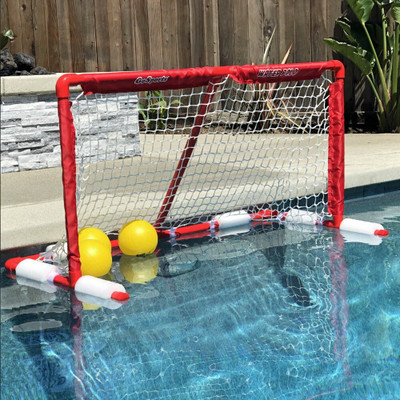 GoSports Floating Water Polo Game Set