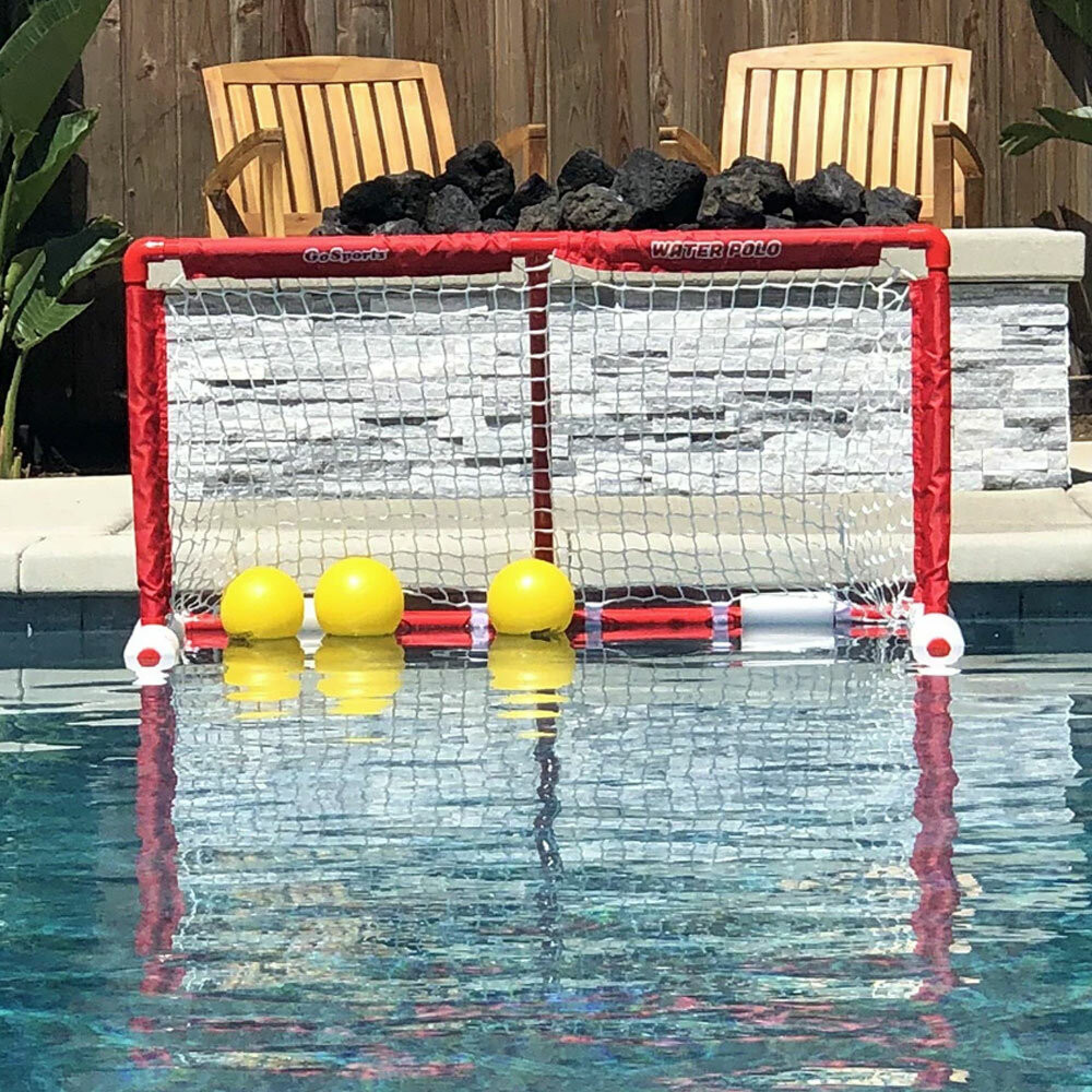 GoSports Floating Water Polo Game Set