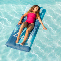 "Tahiti Palm Tree 76"" Inflatable Pool Mattress"