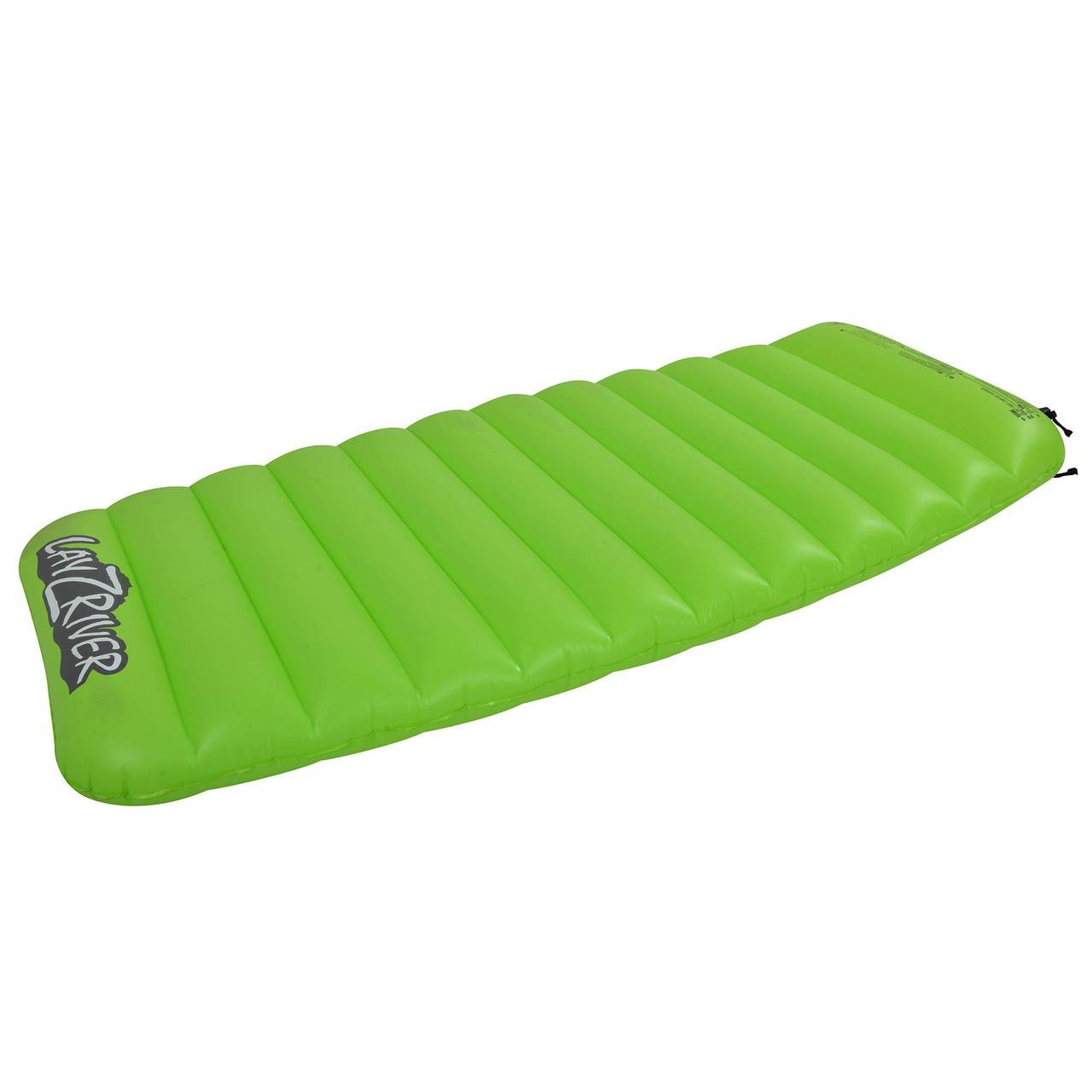 LayZRiver Inflatable 1-Person Swim Float Mattress