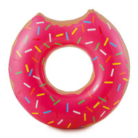 Inflatable Doughnut Pool Tubes