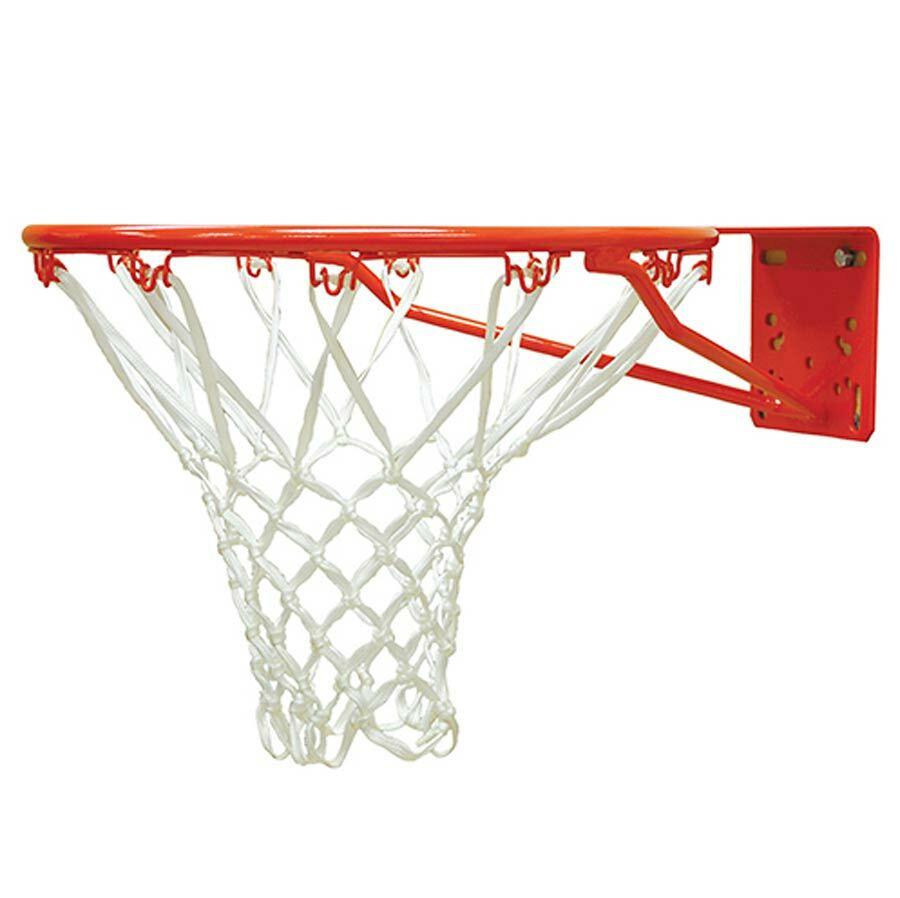 Jaypro Sports GB-55 Single Rim Basketball Goal with Net