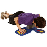 Poly Push-Up Training Mat