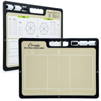 Champion Sports Extra Large Volleyball Coaches Board (CBVBXL)