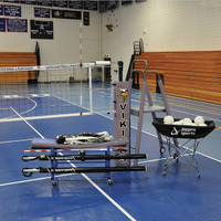 Jaypro Carbon Ultralite™ Volleyball Deluxe Package (PVB-95PKGDX)