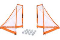 Bownet 4' Lacrosse Goals Package