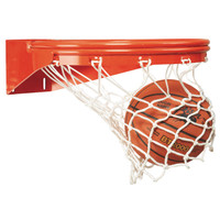 Bison Ultimate Front Mount Playground Basketball Goal