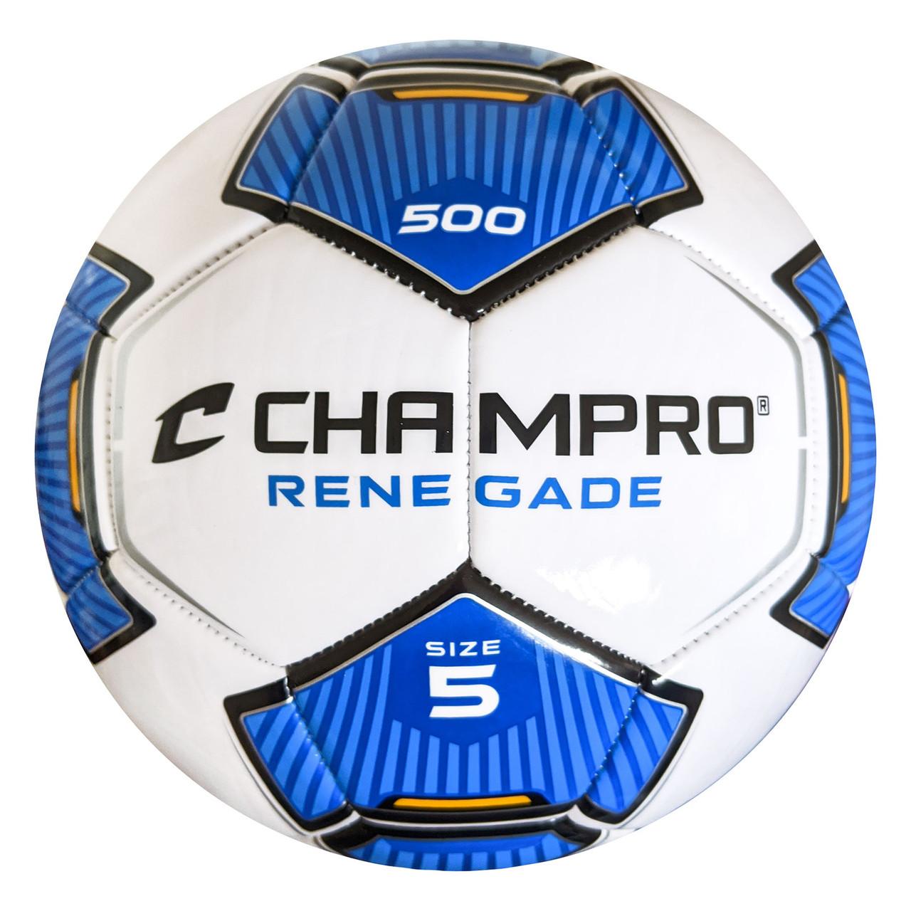 Champro Sports Renegade Soccer Ball
