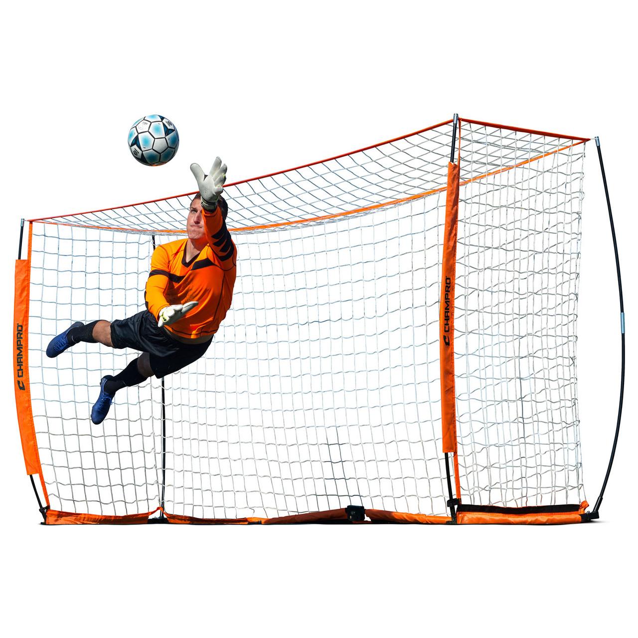 Champro Sports Brute Portable 6' x 12' Soccer Goal (NS44I)