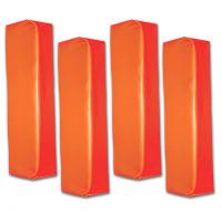 Champro Weighted Anchorless Pylon Set