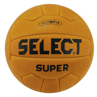 Select 1950 Leather Soccer Ball