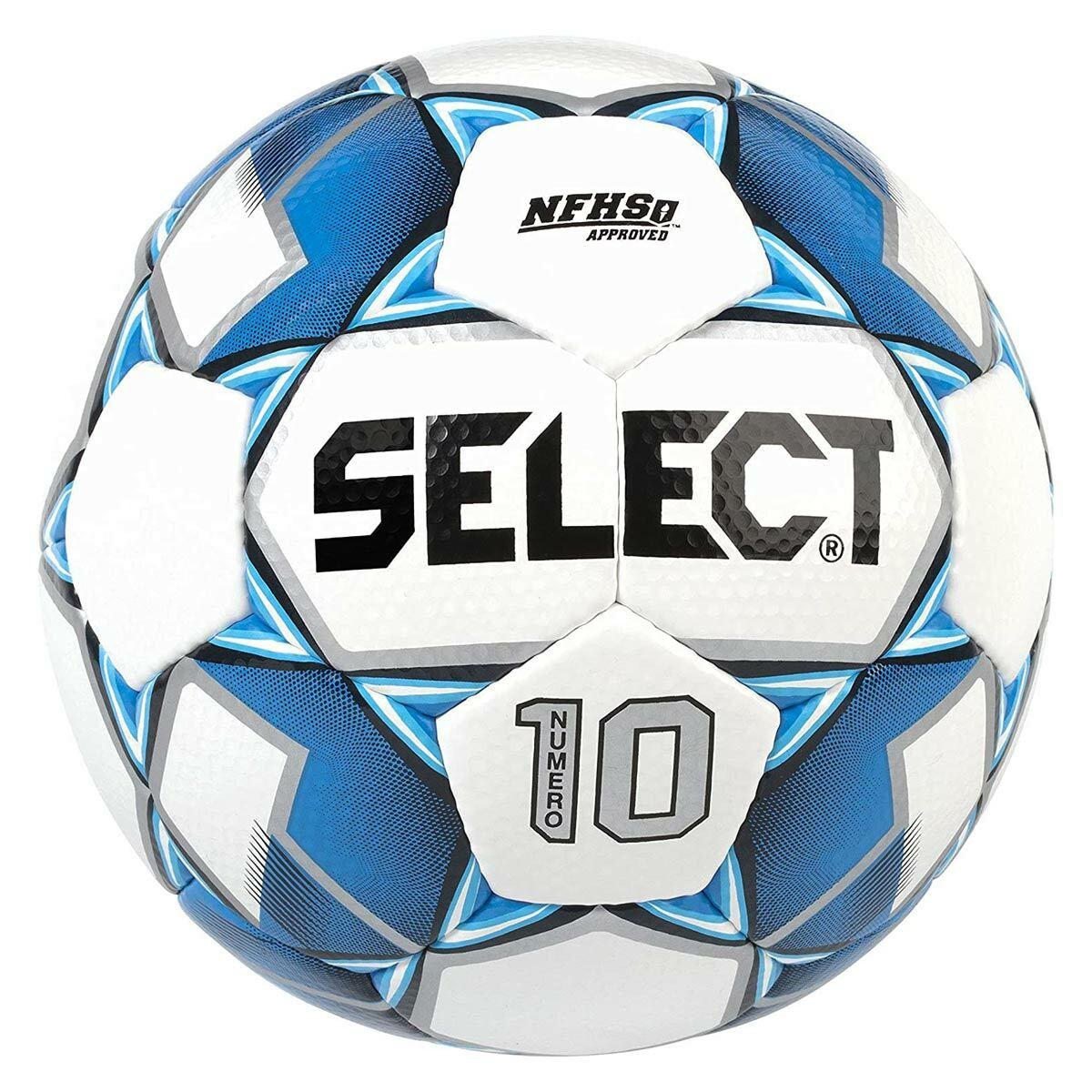 Select Numero 10 Soccer Ball Blue