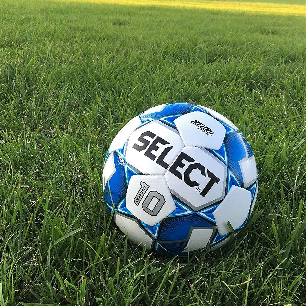 Select Numero 10 Soccer Ball Blue