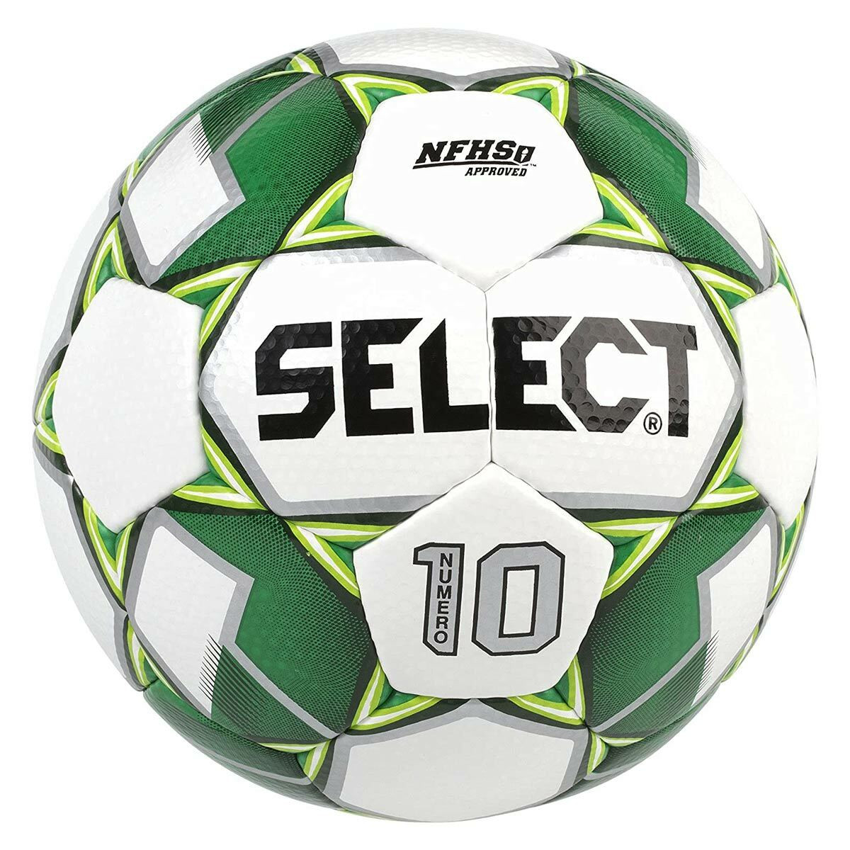 Select Numero 10 Soccer Ball green