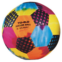 Fun Gripper Tye Dye Soccer Ball